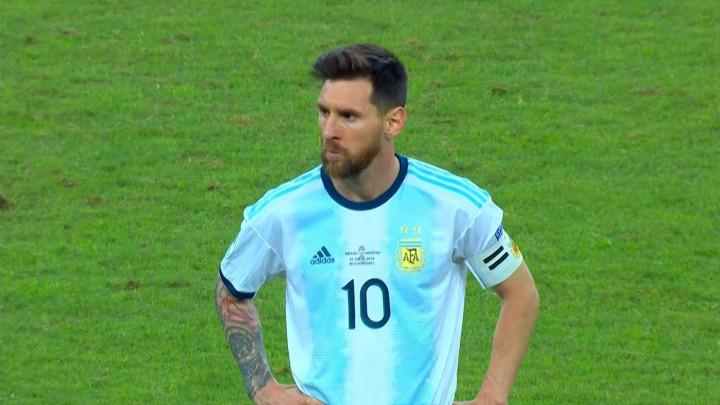 Barcelona poslala jasnu poruku Messiju nakon eliminacije Argentine od Brazila