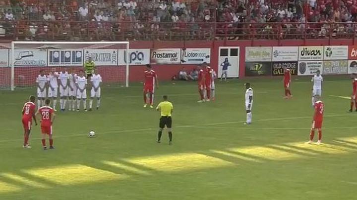 """Bajić glavom spasio svoj gol, a zatim je uslijedilo novo """"čudo"""" Bukvića"""