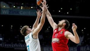 Dončić brojao do 27, ali Real ipak izgubio od Olympiakosa