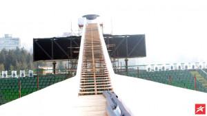 Olimpijski stadion će spreman dočekati otvaranje EYOF-a