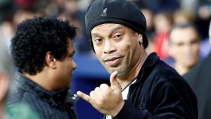 Spektakl u najavi: Ronaldinho se vraća fudbalu?