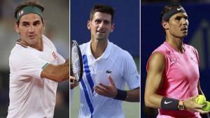Federer i Nadal stali na crtu Đokoviću