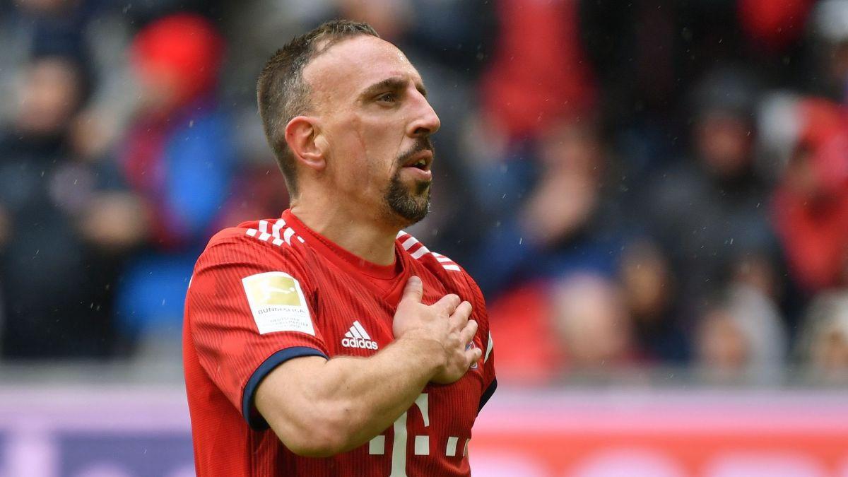 """Ribery požuruje Bayern da završi transfer """"magičnog"""" igrača ovog ljeta"""