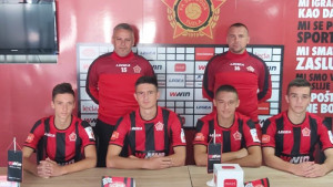 Četiri potpisa u FK Sloboda