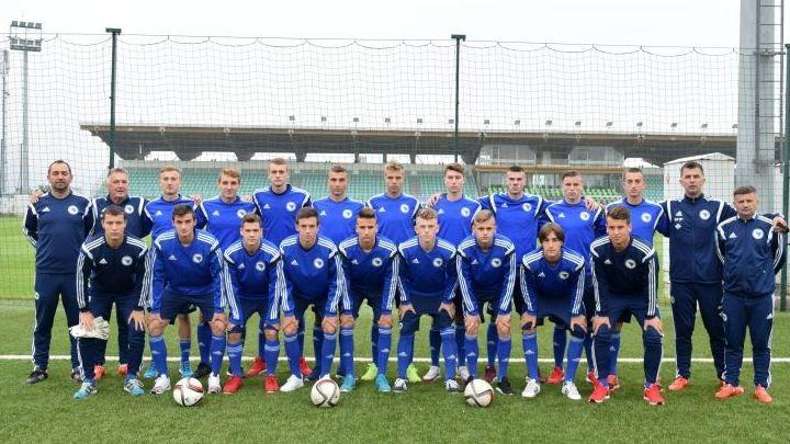 Karačić odabrao juniore za kvalifikacije