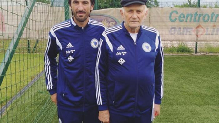 Sa 83 godine dobio UEFA B licencu za trenera