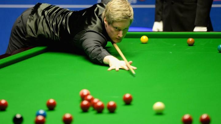 Neil Robertson velikim preokretom stigao do polufinala Welsh Opena