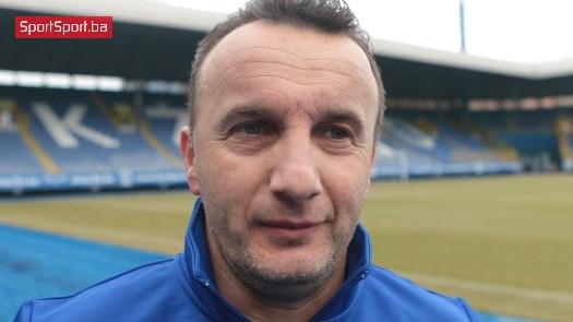 Omer Joldić: Drago mi je što smo igrali na glavom terenu, ali malo smo podbacili