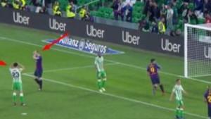 Leo, šta to radiš: Pogledajte reakciju nogometaša Betisa i Barce nakon pogotka za pamćenje