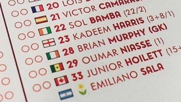 Cardiff objavio spisak igrača za Arsenal, među njima Emiliano Sala