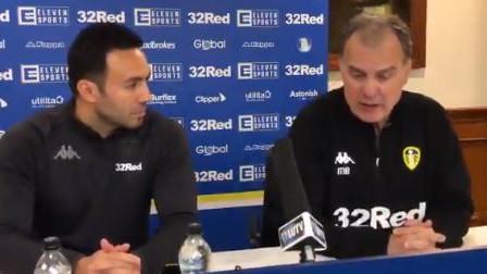 Bielsa oduševio javnost, pa nasmijao sve na pressici: Ime kojeg kluba nije uspio da izgovori?