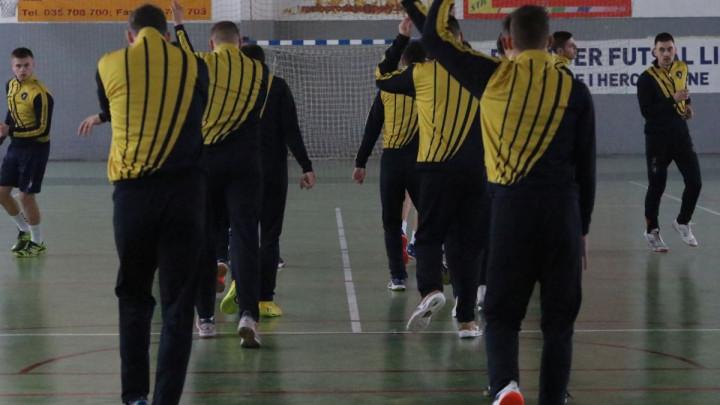 Damir Doborac zadao žestok tempo na pripremama RK Gračanica