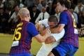 Barcelona slavila u Areni