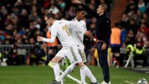 Bale progovorio o vremenu provedenom u Realu