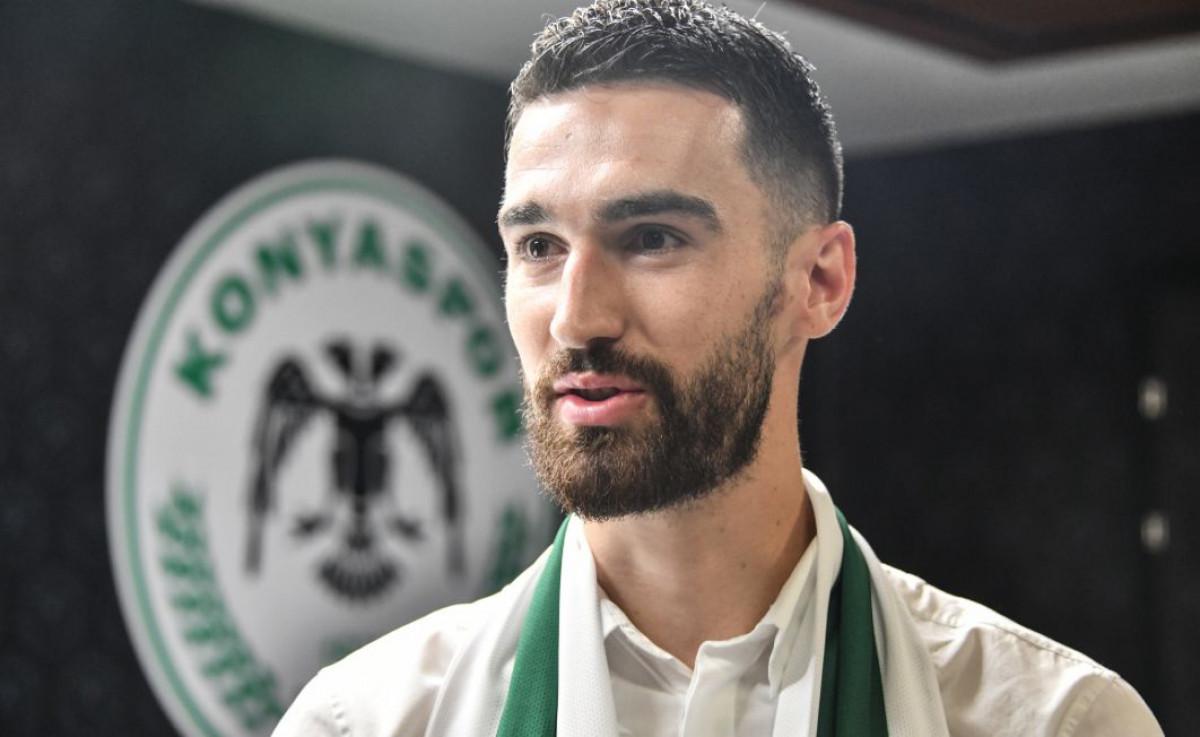 Bajić nakon transfera: Ovo je moj drugi dom