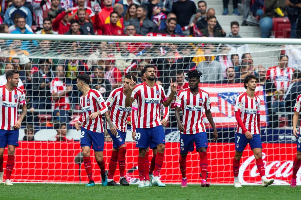 Nastavlja se velika kriza Atletica, četvrti remi u posljednjih pet utakmica