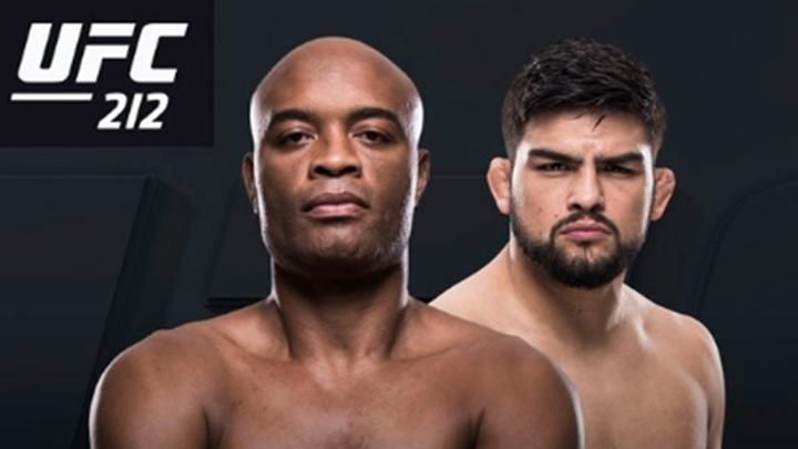 Gastelum protiv Silve na UFC-u 212