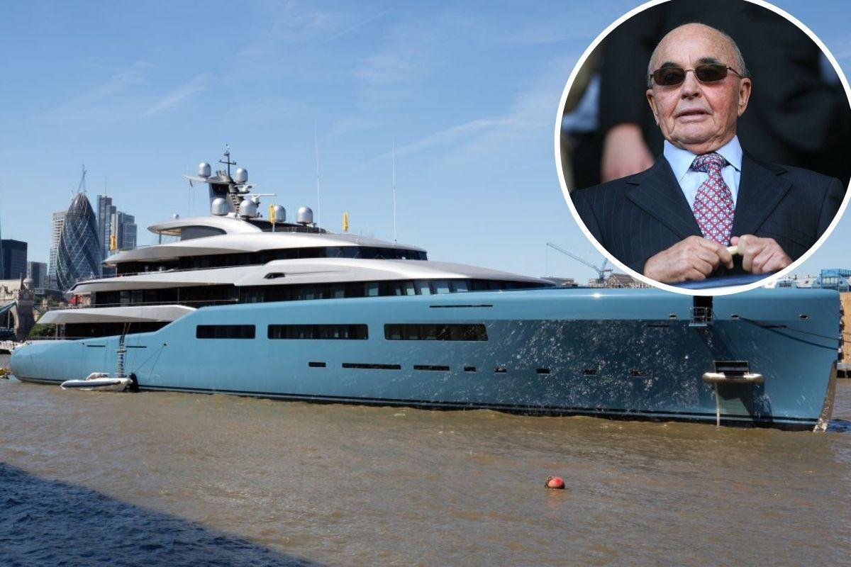 Živi na jahti i vlasnik je evropskog bogataša: Fudbal ga uopšte ne zanima, na stadion dođe što mora!