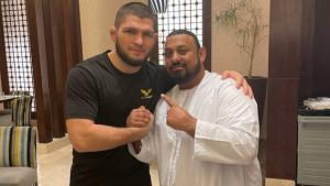 Khabib upoznao velikog šampiona i čovjeka kojeg zbog izgleda danas rijetko ko prepoznaje