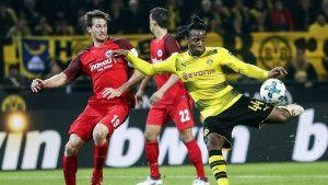 Sjajan meč u Dortmundu, Borussija pobijedila Eintracht