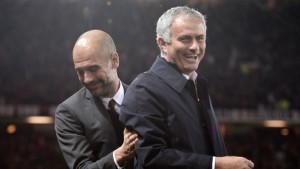 Pep Guardiola večeras ruši Josea Mourinha?