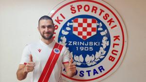 HŠK Zrinjski predstavio novo pojačanje