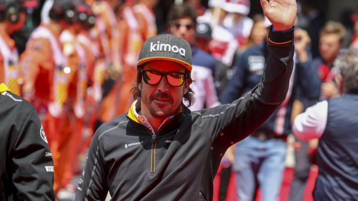Oprostio se Fernando Alonso