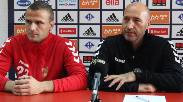 Ornek: Tuzla City ima ekipu za vrh, moramo dati maksimum za pobjedu