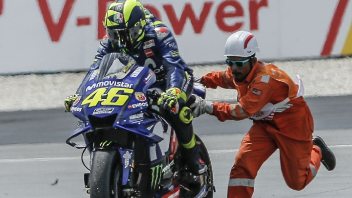 Marquez slavio u Maleziji, ali je Valentino Rossi gubitnik dana