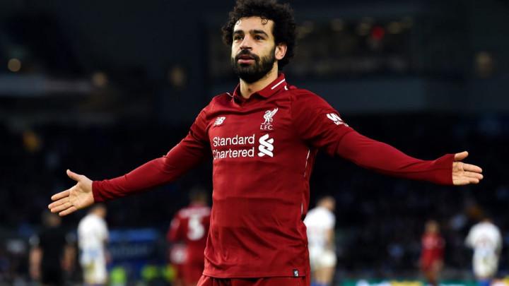 Samuel Eto'o objasnio Salahu zašto je bolje da pređe u Barcelonu, a ne u Real