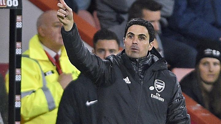 Arteta: Arsenal napreduje brže nego što sam očekivao