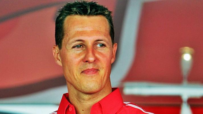 Michael Schumacher pred novom operacijom
