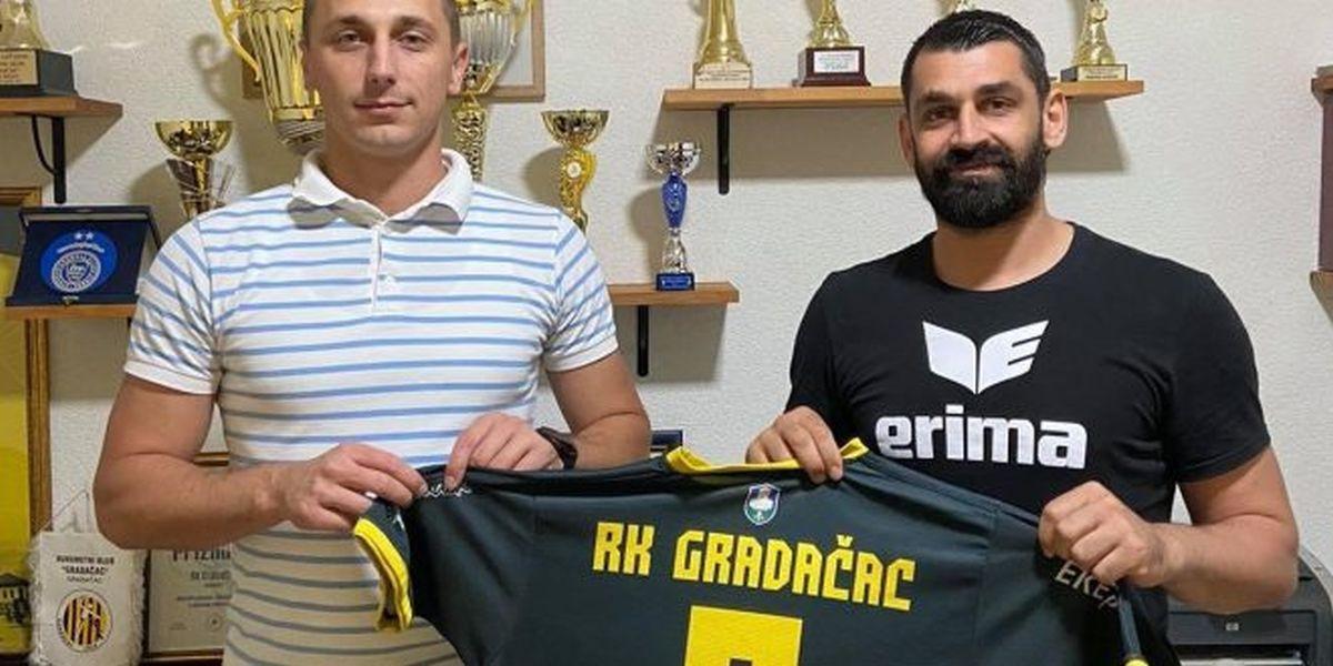Šijaković novo pojačanje RK Gradačac
