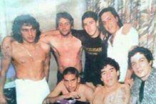 Fotka iz 90-tih: Maradona i Veron konzumiraju kokain