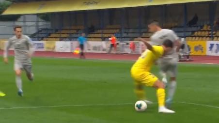 Hotić postigao prekrasan gol, ali svi pričaju o čudesnoj asistenciji Luke Menala