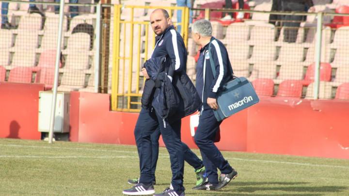 Žižović zadovoljan pobjedom 'na kvalitet', a Seferović tvrdi: Zabili su nam dva gola iz dva pokušaja