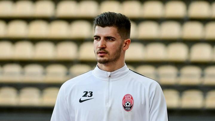 Nikola Vasilj debitirao za Zoryu