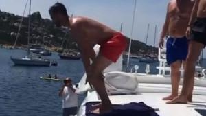 Pjanić prije Barcelone otišao na odmor iz snova, ali na jahti pokazao da nema hrabrosti kao Zlatan
