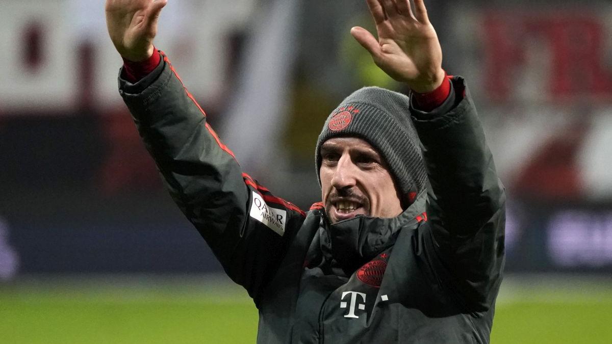 Muke za Bayern: Ribery zbog povrede do daljnjeg van terena
