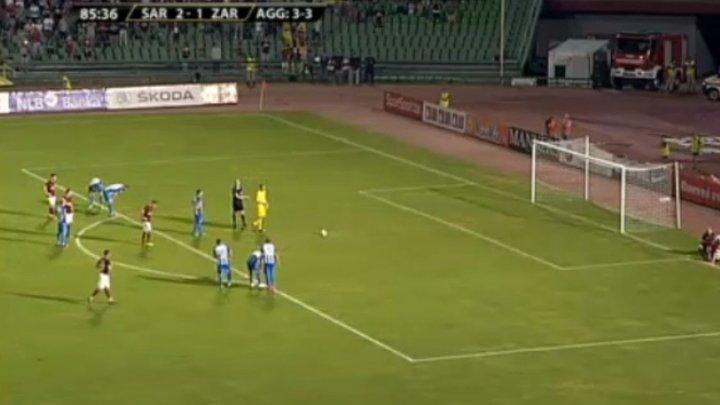 Crnkić promašio penal protiv Zarije