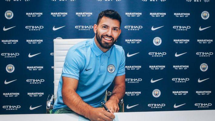 Aguero produžio ugovor sa Cityjem: Ovo sam planirao