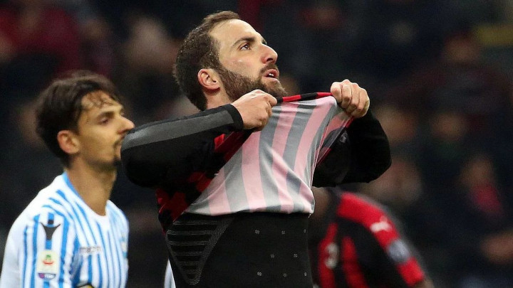 Milan odgađa Higuainov odlazak na ljekarske preglede u London?