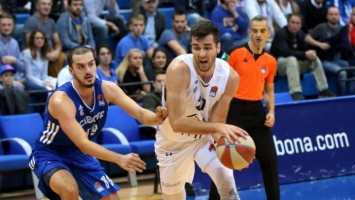 Partizan deklasirao Cibonu