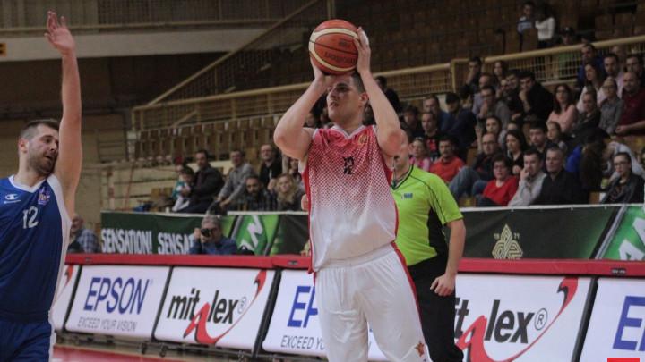 Enes Latifagić novi košarkaš Dinama iz Bukurešta