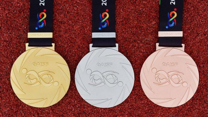 Jedna je reprezentacija apsolutni vladar Svjetskih prvenstava u atletici