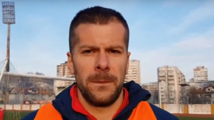 Isaković zadovoljan: Zasluženo smo osvojili bod
