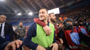 """Nije istina da želimo Tottija, pa on je prestar"""