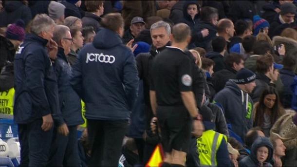 Phill Parkinson odbio se rukovati s Mourinhom