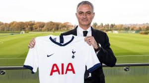 Već zna startnih 11: Mourinho će u Tottenhamu sigurno koristiti svoju najdražu formaciju