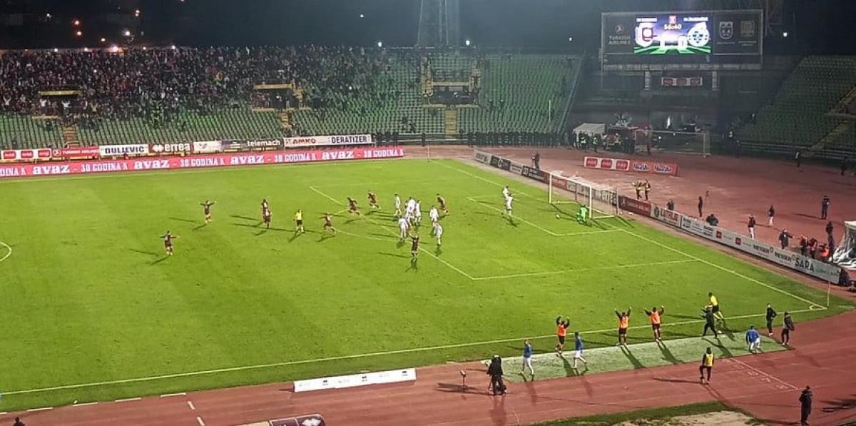 Spektakularan gol Bodula na Koševu